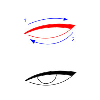 anime eyes tutorial best learn how to draw tutorials on tutorial guide